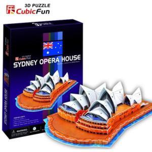 Puzzle 3D Opera w Sydney - Cubic Fun - 1130193860