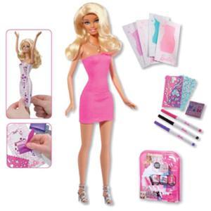 Barbie Studio Projektowe - Mattel - 1130192498