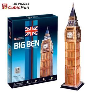 Puzzle 3D Big Ben - Cubic Fun - 1130193841
