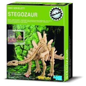 Wykopaliska Stegosaurus - 4M - 1130194248