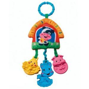 Gryzak Muzyczna Farma Ze Zwierzakami - Fisher Price - 1130193155