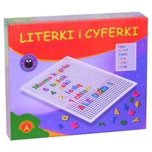 Literki i cyferki w pudełku - Alexander - 1130193420
