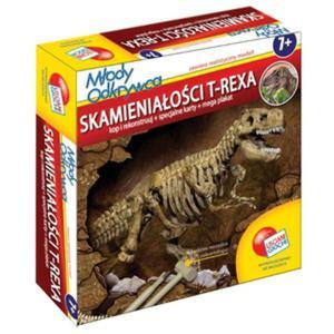Leonardo Skamieniałości T-rexa - Liscianigiochi - 1130193412