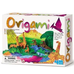 Origami Dinozaury - 4M - 1130193664