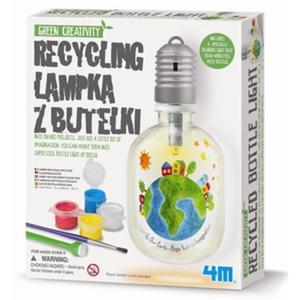 Recykling Lampka Z Butelki - 4M - 1130193912