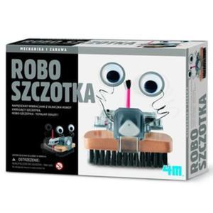 Zrób To Sam Robo Szczotka - 4M - 1130194338