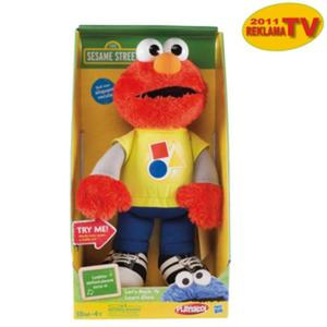 Playskool SS Gadający Elmo - Hasbro - 1130193785