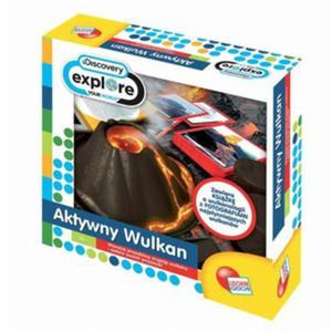 Discovery Aktywny Wulkan - Liscianigiochi - 1130192609