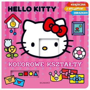 Książka Hello Kitty Kolorowe Kształty - Egmont - 1130193356