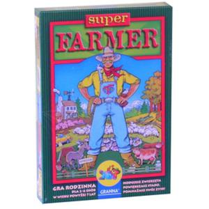 Gra Super Farmer - Granna - 1130193081