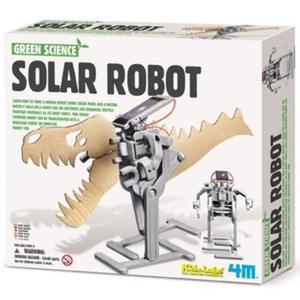 Robot Solarny - zabawka edukacyjna 4M - 1130193928