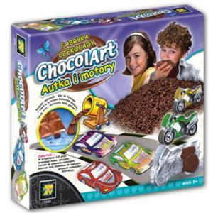 Auta I Motory Chocolart - Russell - 1130192485