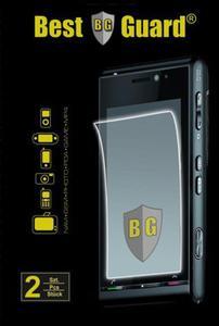 Folia Ochronna Nokia C6 LCD na wyświetlacz BEST GUARD ULTRA - 1559760057