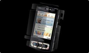 ZAGG invisibleSHIELD Folia Nokia N95 8GB Folia Ochronna LCD - 1559759878