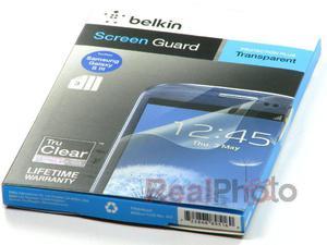 Folia ochronna Belkin Clear Samsung Galaxy S3 i9300 Clear - 1559760131