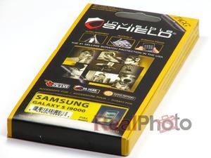 ZAGG invisibleSHIELD Folia Samsung i9000 i9001 Galaxy S Plus FULL BODY - 1559760171