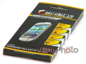 ZAGG invisibleSHIELD Folia Samsung i8190 Galaxy S3 mini SCREEN ONLY - 1559760211