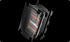 ZAGG invisibleSHIELD Folia Nokia 5800 Nokia 5230 XpressMusic XM  5228 FULL BODY Folia Ochronna LCD - 1559759915