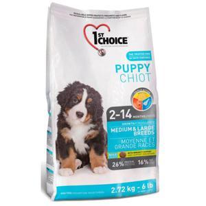 1st CHOICE Puppy Medium&Large Breeds 15kg - 2823050985