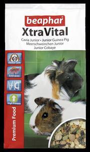XtraVital Guinea Pig Junior 500g - karma Premium dla m - 2859679396