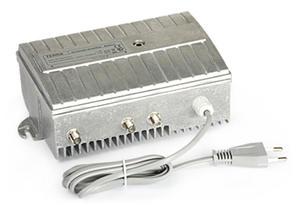 Budynkowy wzmacniacz szerokopasmowy dla sieci kablowych BA-214 - 2843378652