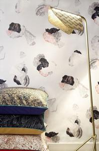 Petite Friture :: Lampa podłogowa MEDITERRANEA szczotkowany mosiądz - 2855020399