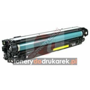 HP Color LaserJet CP5525 - HP Toner laserowy yellow - CE272A, 650A zamiennik Toner HP CP5525dn M750 yellow zamiennik hp CE272A - 2833199487