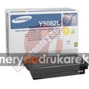 Toner Samsung CLP620, CLP670, CLX6220, CLX6250 Yellow CLT-Y5082L (4000 s.) oryginalny Toner Samsung CLX6220 CLP620 CLP670 CLX6250 yellow CLT-Y5082L oryginalny - 2833199159