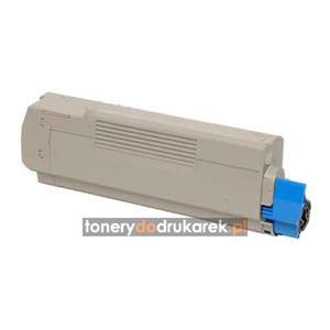 Toner do Oki ES2232 ES2632a4 ES5460mfp yellow nowy zamiennik Oki 43865729 (6k) - 2833199758