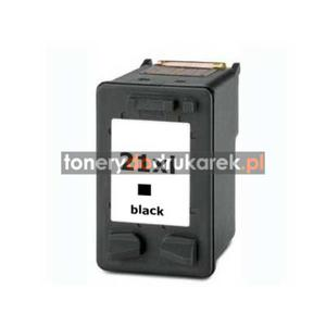 Tusz HP 21 Black 25ml C9351AE zamiennik hp deskjet f4180 tusz hp 21 zamiennik C9351CE - 2833199898