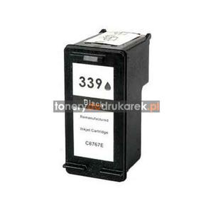 Tusz HP 339 Black 30ml C8767EE imagejet tusz hp 339 zamiennik kartrid - 2833199171