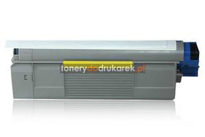 Toner Oki C5550mfp C5900 C5800 yellow zamiennik OKI 43324421 - 2833200167