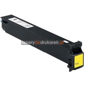 Toner Konica Minolta TN210Y yellow 8938506 nowy zamiennik do Bizhub C252 C250 (12k) - 2833200655
