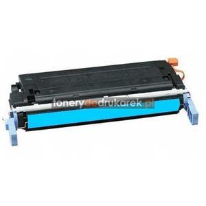 Toner HP 4600 4650 Cyan C9721A (8000 s.) imagejet toner hp color laserjet 4650 4600 cyan zamiennik hp C9721A - 2833199206
