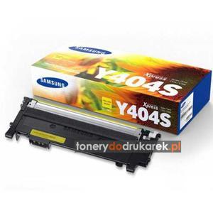 toner Samsung SL-C430W oryginalny Samsung CLT-M404S toner do drukarek Samsung SL-C480W SL-C480FW yellow - 2858187105