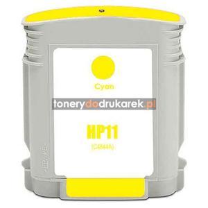 Tusz HP11 Yellow C4838AE 28ml 100% nowy tusz hp 11 yellow nowy zamiennik hp C4838AE - 2833199246