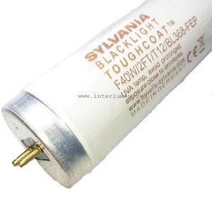 UV-A G13 L= 590 40W/BL Sylvania T12/BL368 secura Świetlówka UV-A G13 40W w folii ochronnej - 2832732114
