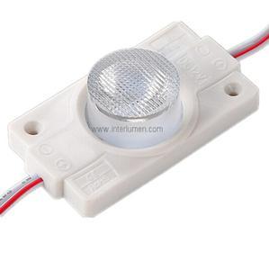 Herm. kostka 1x 5050 LED D 2W IP65 Kostka hermetyczna super jasna 2W 45