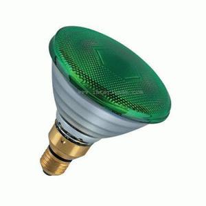 PAR38 E27 80W zielony 230V OSRAM - 2835788063