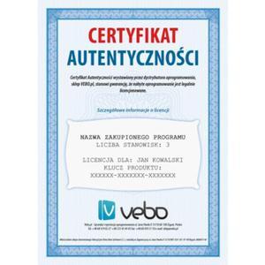 Certyfikat autentyczności - 2833159075