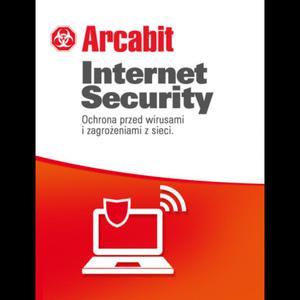 Arcabit Internet Security - wznowienie licencji - 2833159209