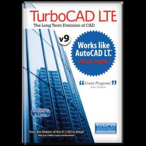 TurboCAD LTE 9 - 2833159270
