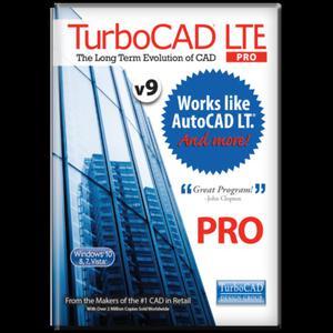 TurboCAD LTE Pro 9 - 2834507307