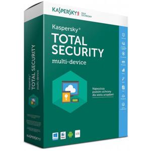 Kaspersky Total Security - multi device - wznowienie - 2833159283