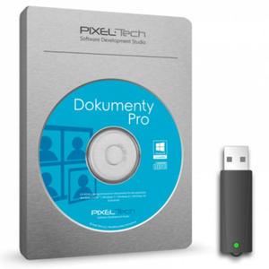 Dokumenty Pro 8 - z kluczem sprzętowym USB - 2849463345