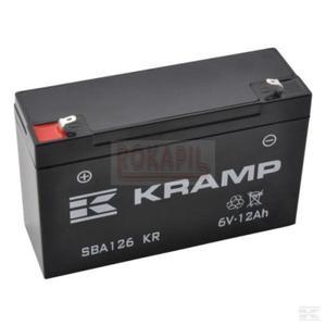 Akumulator 151x50x94 mm 6V 12Ah,zamknięty / maszyny rolnicze, ogrodowe, motocykle, kamer, sprzętu fotograficznego, oświetlenia, komputerów - 2890529590
