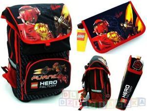 Sklep Lideria Plecak Lego Hero Factory 2 329193