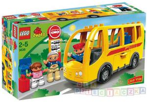 Autobus KLOCKI LEGO DUPLO VILLE 5636 - 1742799642