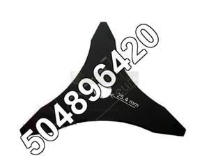 Tarcza, nóż 3-zębny cienki do kosy spalinowej - 2833454519