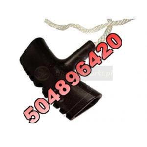 Uchwyt rozrusznika z linką 3mm x 2m do kosiarki spalinowej - 2833456527